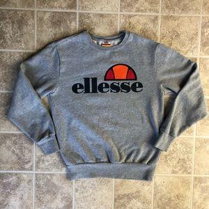 Ellesse gray sweatshirt